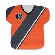 promotional jersey shaped cooling towel