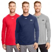 promotional under armour mens ua long-sleeve locker t-shirt