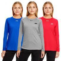 31469 - Under Armour Ladies' UA Long-Sleeve Locker Tee
