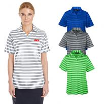 31483 - Under Armour Ladies' Tech Stripe Polo