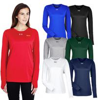 31498 - Under Armour Ladies' Long-Sleeve Locker T-Shirt 2.0