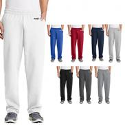 promotional core fleece sweatpant with pockets