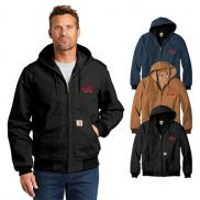 promotional carhartt thermal-lined duck active jacket