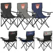 promotional game day heathered chair