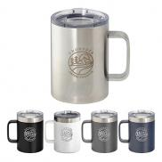 promotional 14 oz. arctic zone® titan thermal hp® copper mug