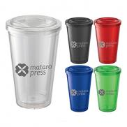 promotional 16 oz. coco ice cool tumbler