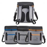 promotional 20 can backpack cooler