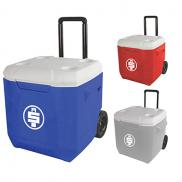 promotional coleman® 45-quart wheeled cooler