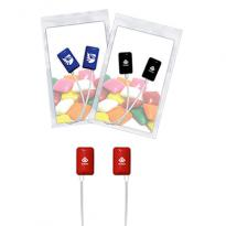 32095 - Ear Candy - Rectangle Earbuds