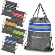 promotional cross hatch reflective sports pack