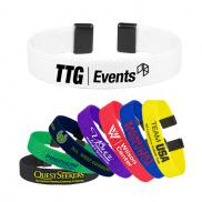 promotional brand band™ bracelet and wrist band