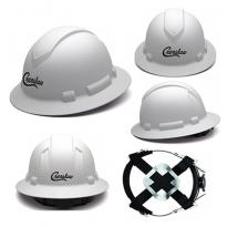 32394 - Ridgeline Full Brim Graphite Pattern Hard Hat