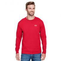 32499 - Champion Adult Long Sleeve Ringspun T-Shirt