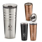 promotional 20 oz. igloo® legacy stainless steel vacuum tumbler