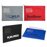 promotional letter size non-woven document folder/envelope