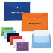 promotional letter-size document envelope