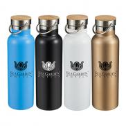 promotional 21 oz. breckenridge stainless steel bottle