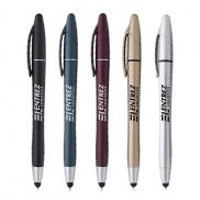 promotional twist highlighter stylus pen