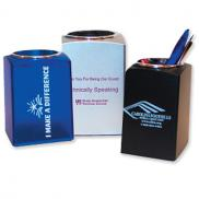 promotional pen & pencil holder