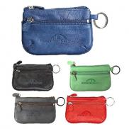 promotional coin case and id holder wallet