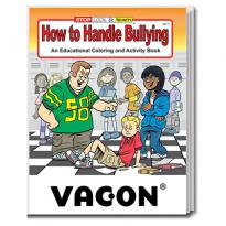 32902 - How to Handle Bullying Coloring Book