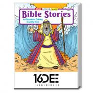 promotional bible stories coloring book
