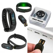 promotional smart fitness tracker