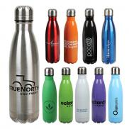 promotional 17 oz. insulated bottle
