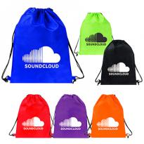 32968 - Basic Drawstring Backpack