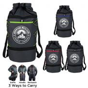 promotional adventure duffel bag
