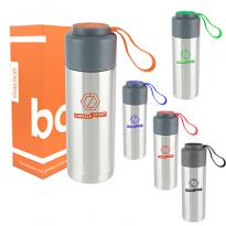 33101 - 18 oz. Double Wall Stainless Bottle