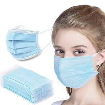 promotional 3 ply disposable masks