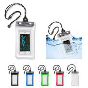 promotional floating water-resistant smartphone pouch