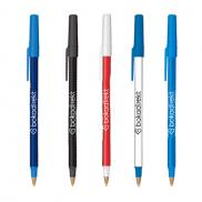 promotional bic® round stic® prevaguard™ pen