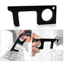 33300 - Touchless Black Acrylic Sanitary Key - Blank