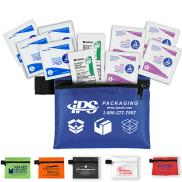 promotional 10 piece healthy antiseptic pack kit