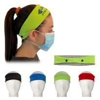 33336 - Cooling Headband with Mask Support