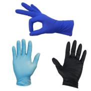 promotional disposable nitrile gloves