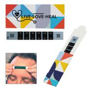 promotional reusable forehead thermometer