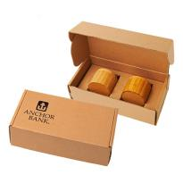 33515 - Bamboo Slide Lid Container with Gift Box