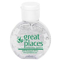 33524 - 1 oz. Compact Hand Sanitizer Antibacterial Gel