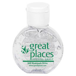 1 oz. Compact Hand Sanitizer Antibacterial Gel