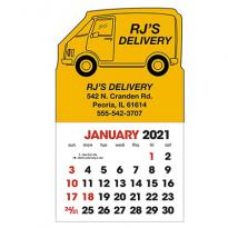 2583V - Stick-Up Calendars (Van)