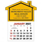 promotional stick-up calendars (house)