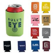 promotional collapsible foam can cooler