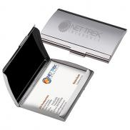promotional impression business card case
