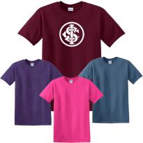 52002C - Gildan® - Heavy Cotton™ 100% Cotton T-Shirt (Color)
