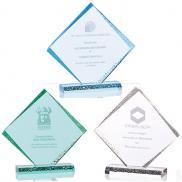 promotional diamond ice award