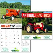 promotional antique tractors calendar