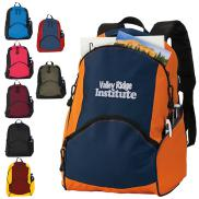 promotional on the move backpack